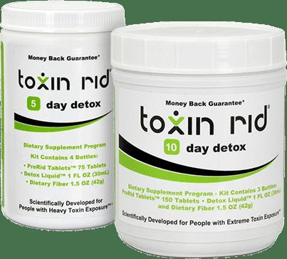 Toxin Rid Detox